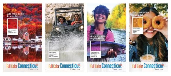Full Color Connecticut